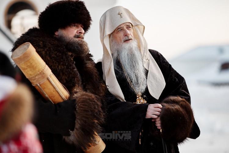 """Многие сюжетные линии романа """"Тобол"""" не вошли в фильм, но их покажут в сериале. Например, линия Филофея и крещение остяков. Фото: tobol-film.ru"""