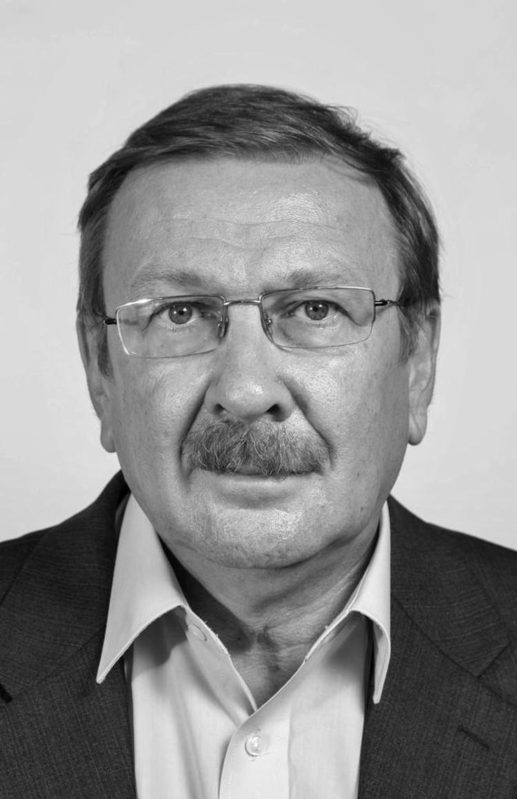 В Липецкой области умер врач Добринской больницы Николай Васечко