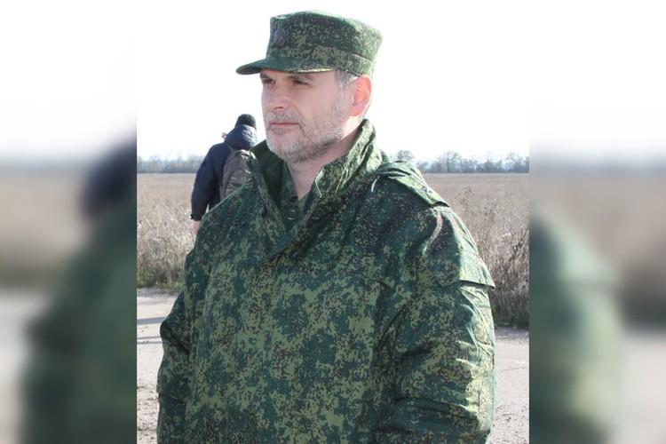 Из Москвы в Донбасс он приехал добровольцем в самом начале войны. Фото: Информационный вестник в Кировске
