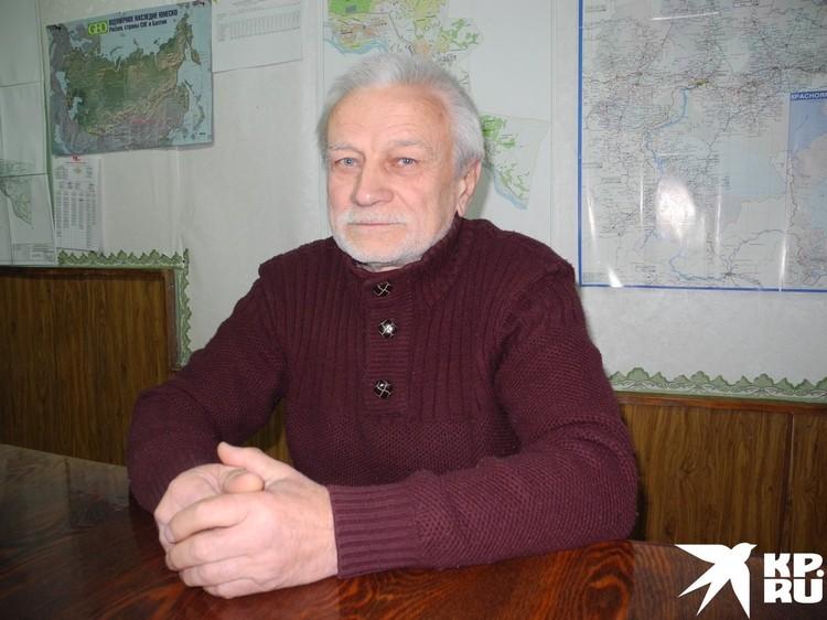 Станислав Казаков - первый Устроитель Церкви и депутат Черемшанского сельсовета