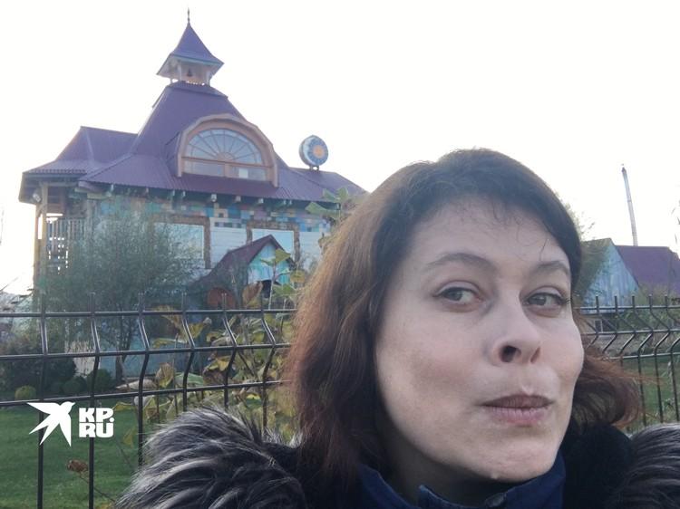 """Корреспондент """"КП"""" Ульяна Скойбеда узнала подробности дела сектантов на месте."""