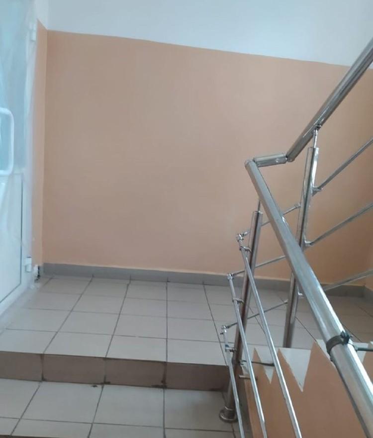 После скандала в больнице оборудовали для пациентов дополнительные палаты. Фото: минздрав НСО