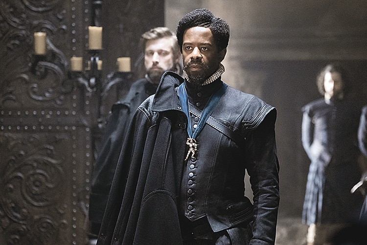 Актер Эдриан Лестер: предки этого «лорда» родились на Ямайке. Фото: Кадр из фильма