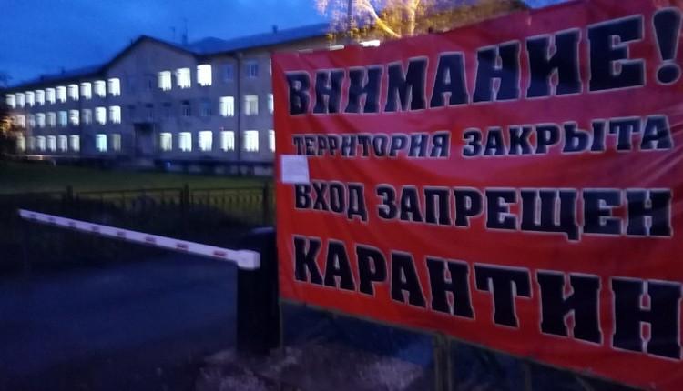 Моногоспиталь на Советском практически полностью заполнен.