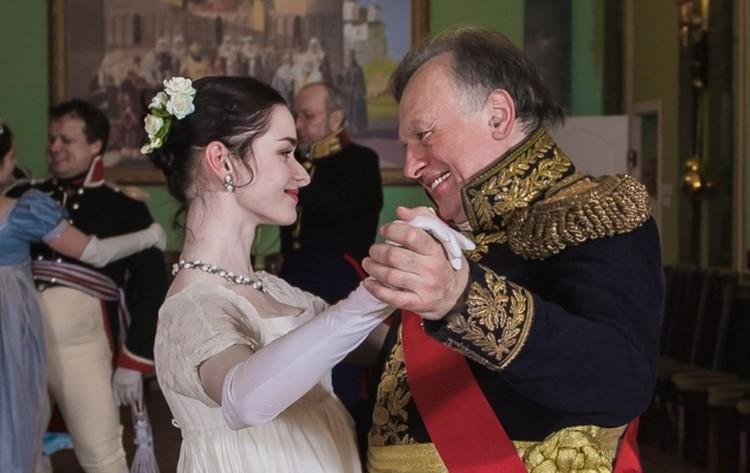 Ещенко была сначала любовницей, а затем невестой