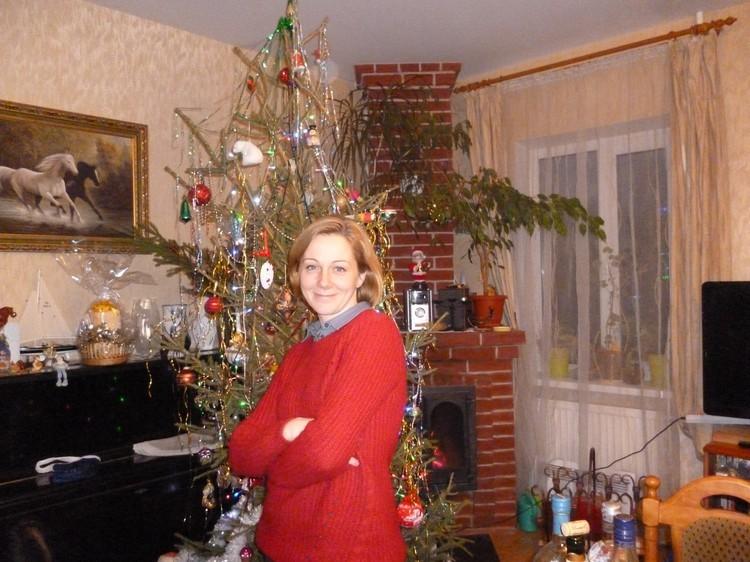 Бывшая жена Соколова Кукушкина