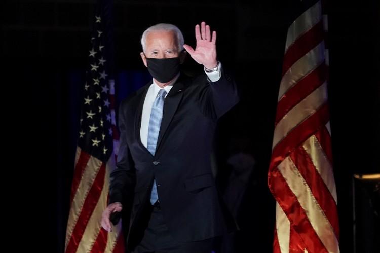 Байден пообещал быть президентом всех американцев