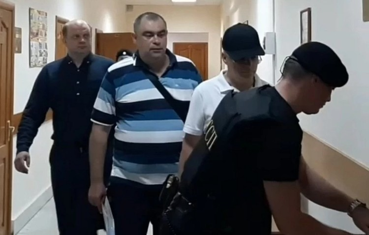 Фигуранты уголовного дела: Яромчук, Матвеев и Галиев