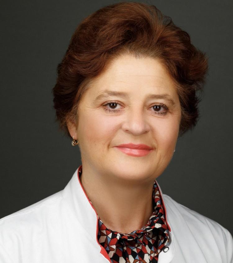 Директор Института диабета Марина Шестакова