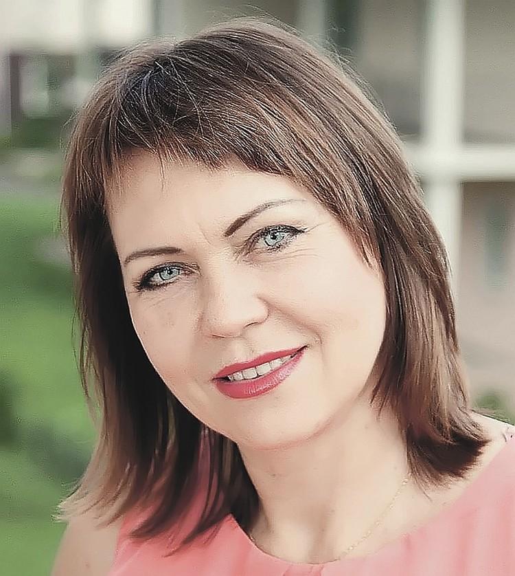 Татьяна Лукашевич