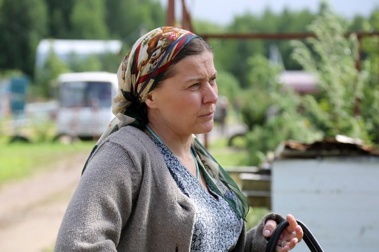 Мила (Мария Голубкина) не хочет отдавать мужа сопернице