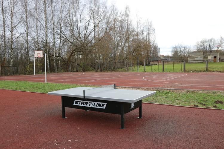 Еще в трех школах отремонтировали спортзалы и спортивные сооружения. Фото: smolensk.er.ru.