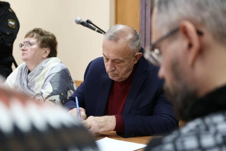 Генеральная прокуратура России предъявила иск экс-главе Удмуртии Александру Соловьеву