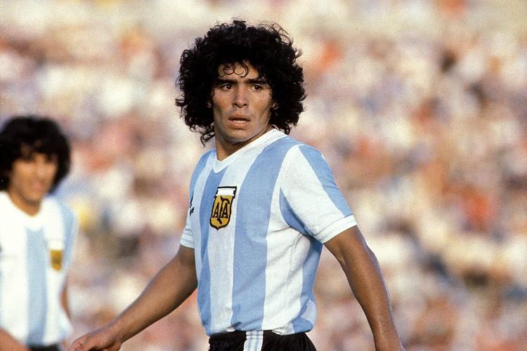 В 80-х Марадона был одним из самых оплачиваемых спортсменов мира.