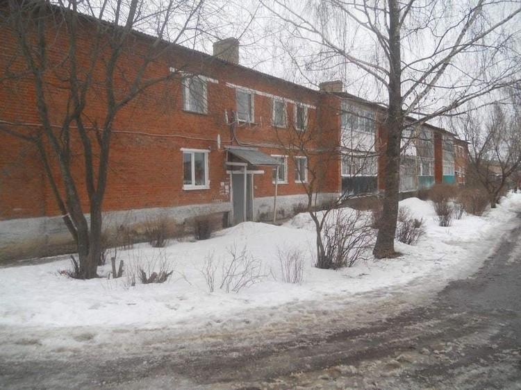 Дом, в котором проводилась спецоперация.