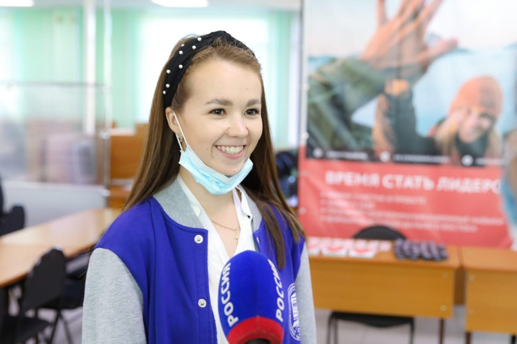 Татьяна Рожковская уверена, что на Дальнем Востоке возможен быстрый карьерный рост. Фото предоставлено АРЧК