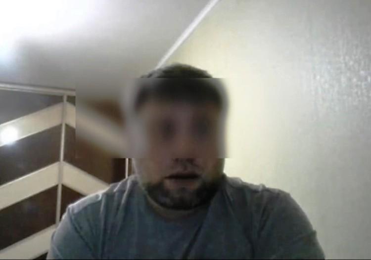 Убийца записал несколько роликов.