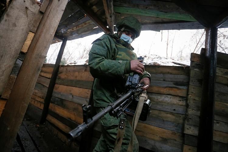 По итогам карабахской войны в ДНР принято решение о возведении второй линии обороны