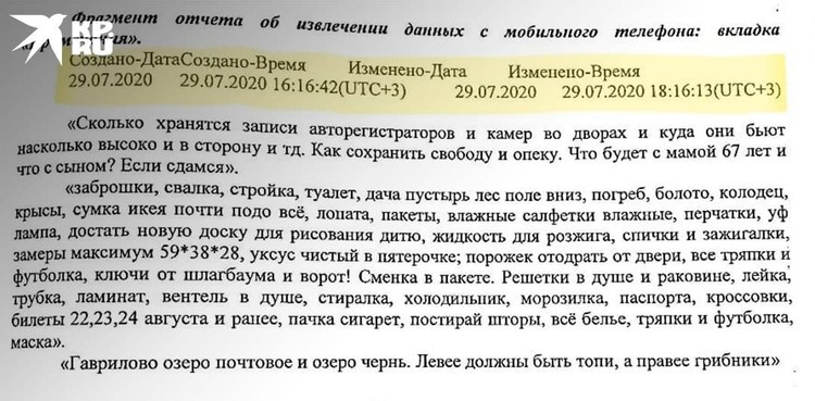 Заметки Марины Кохал Фото: КП-Петербург