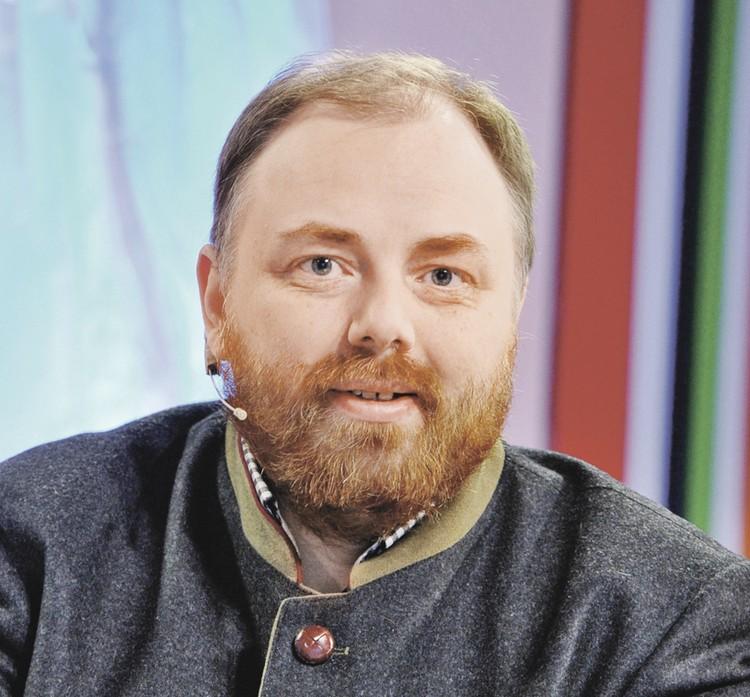Егор Холмогоров.
