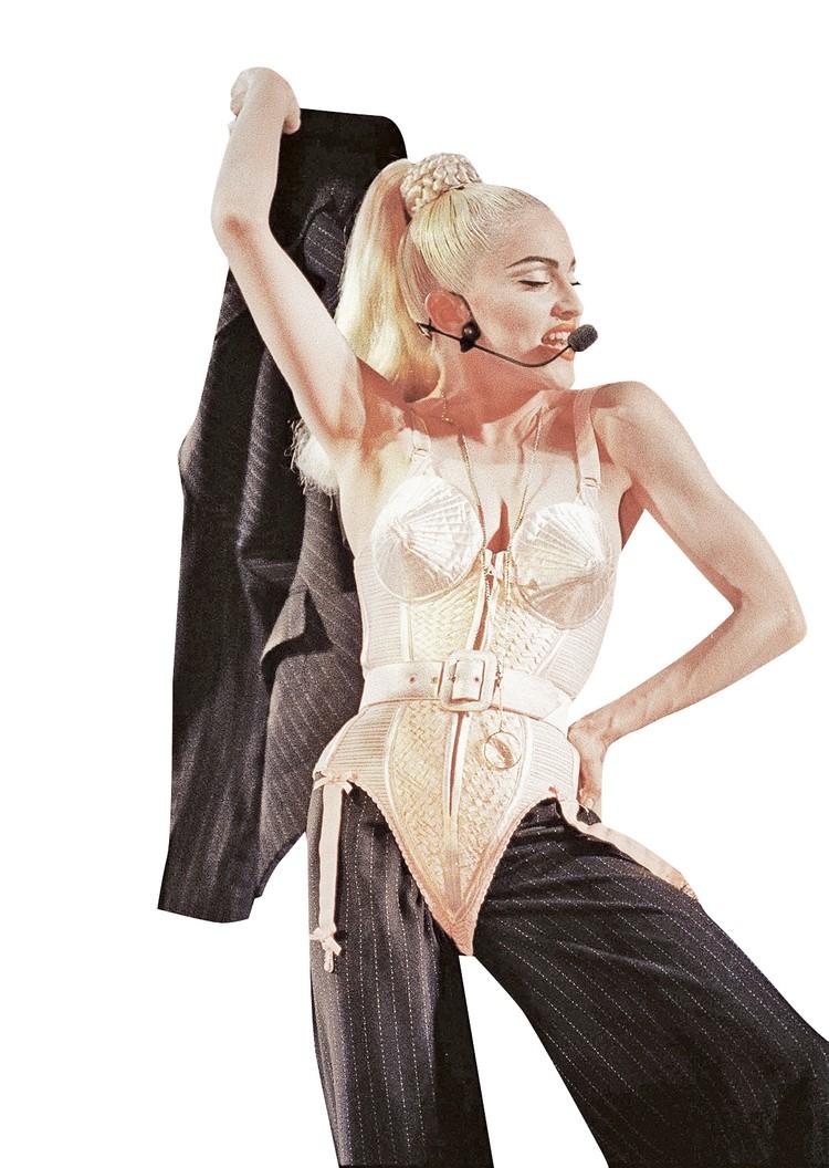 В молодости Мадонна отказала Трампу, за что он крепко обиделся на нее. Фото: Hans DERYK/Global Look Press
