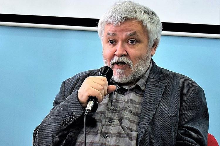 Лингвист, профессор РГГУ и Высшей школы экономики Максим Кронгауз.