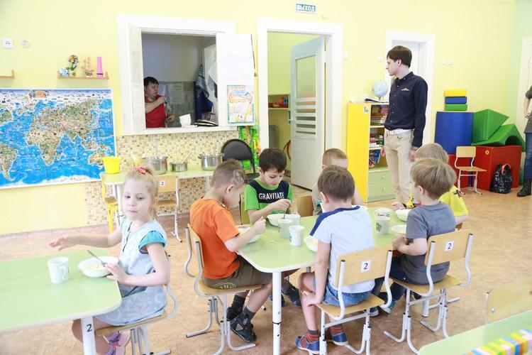 В Татарстане разработали концепцию полилингвального дошкольного образования.