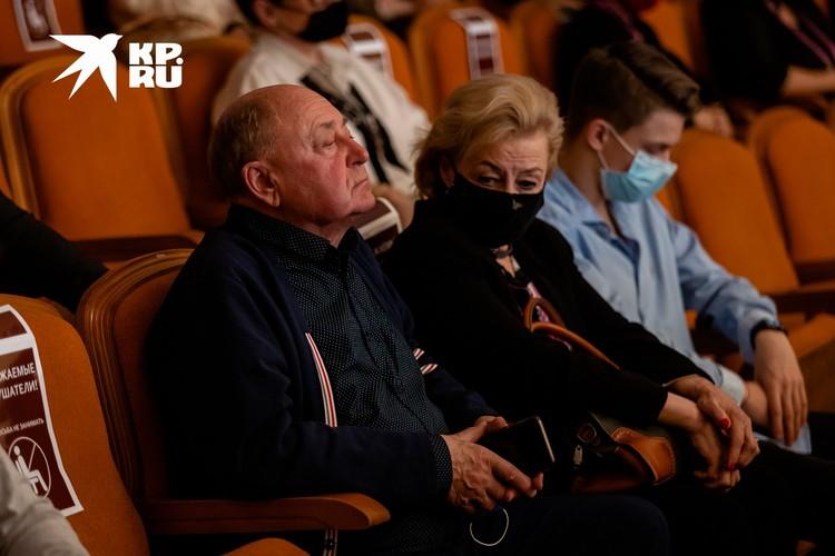 Знаменитый тренер Алексей Мишин уже в Челябинске