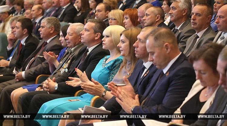 Список делегатов всенародного собрания заранее не публикуют. Фото: БелТА