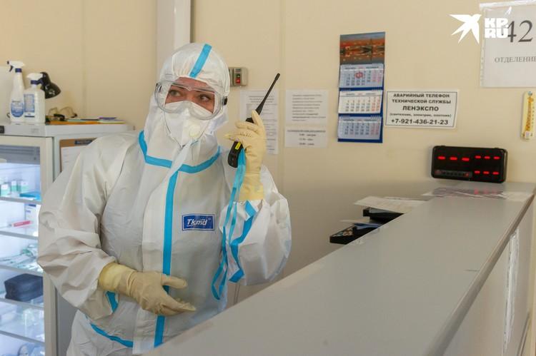 В новых корпусах будут работать медики из Введенской больницы