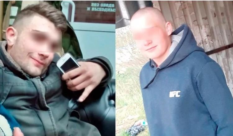 Подростки уже арестованы
