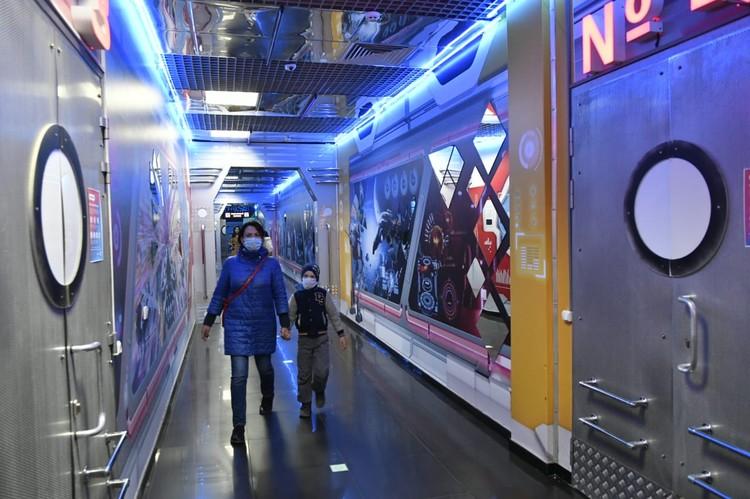Открытие кинотеатров в Краснодаре