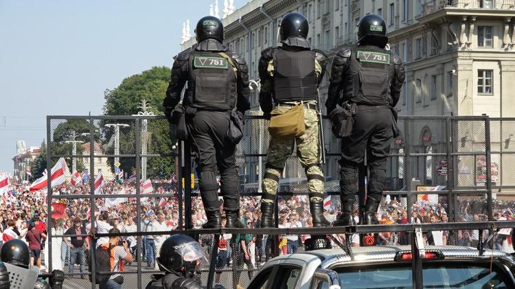 Противостояние власти и недовольных выборами в Беларуси может вылиться в открытый конфликт.
