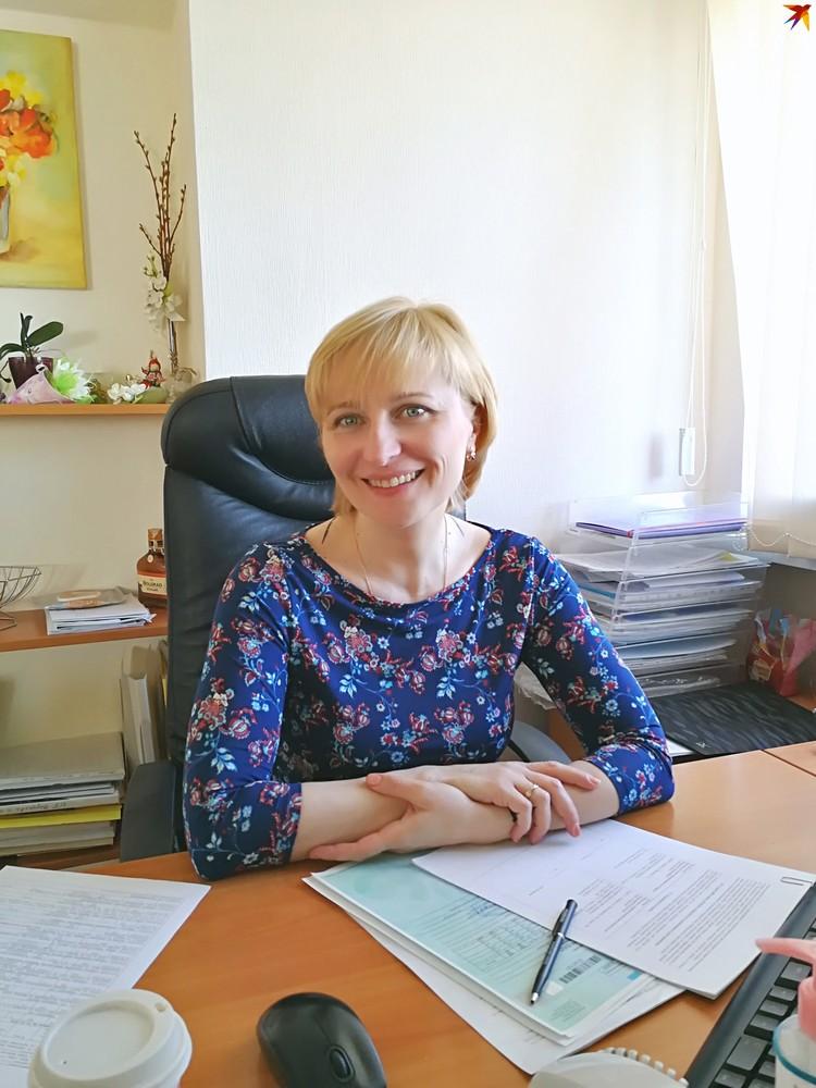 Налоговый консультант Ольга Федорова