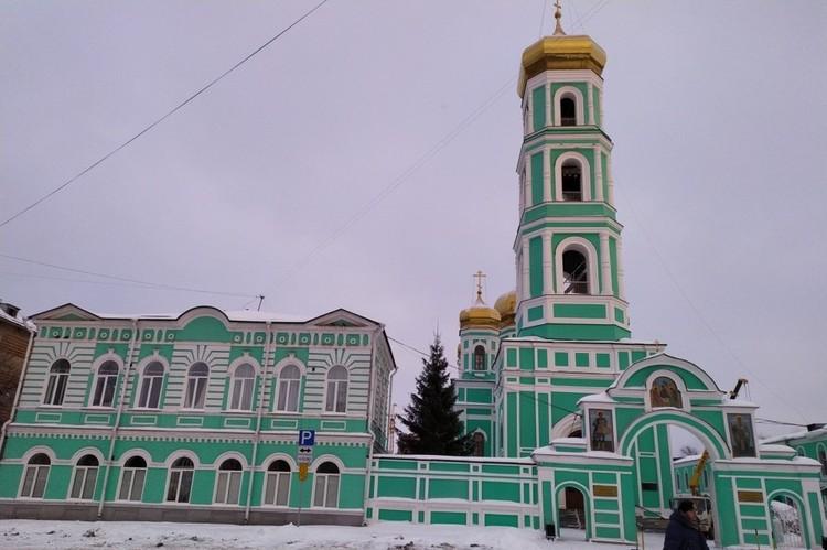 Свято-Троицкий кафедральный собор Перми