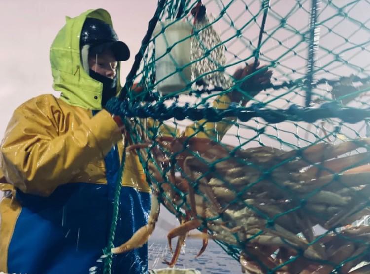 Товарищ Рената за работой. Фото: vc.ru