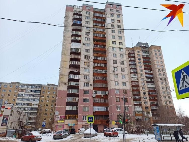 ЧП произошло в Ленинском районе города