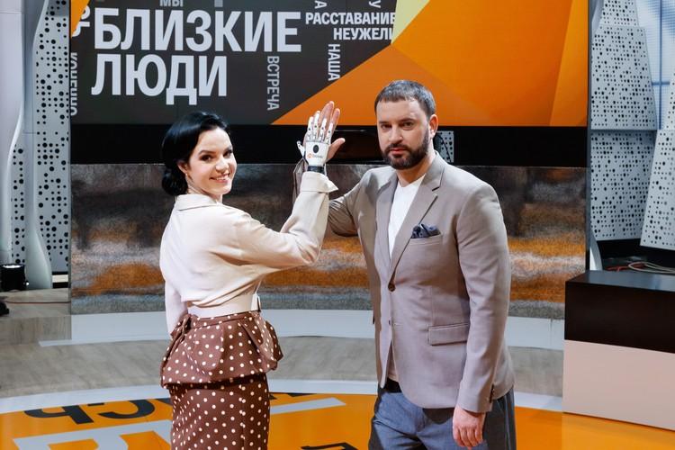 C 15 января на канале «Россия 1» стартует ток-шоу «Близкие люди». Фото: телеканала «Россия»