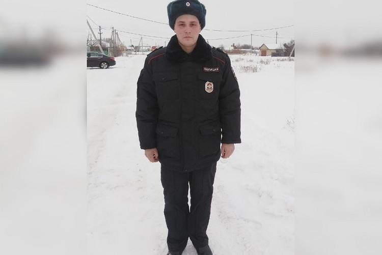 Владислав Казуев проявил смелость и оперативность на месте событий