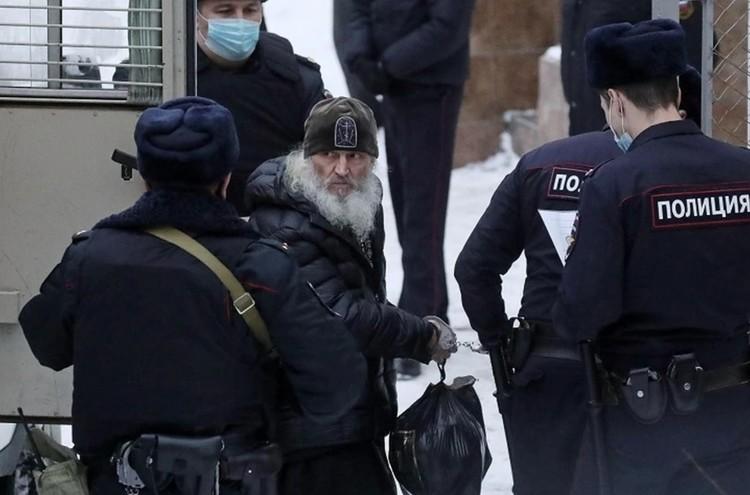 Расследованием дела отца Сергия занимается центральный аппарат СК