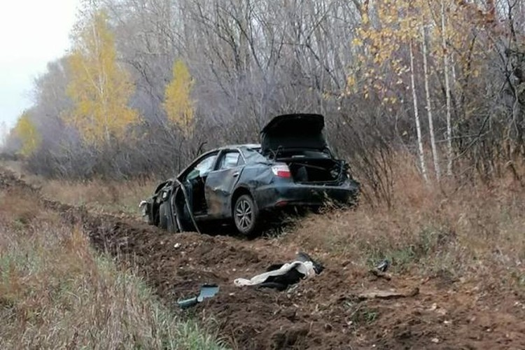 Женщина погибла до приезда скорой помощи. Фото: vk.com/act54