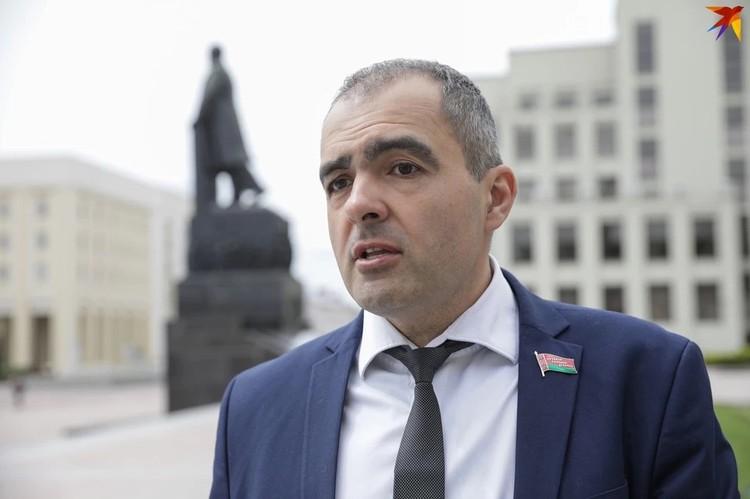Олег Гайдукевич баллотировался на президентских выборах