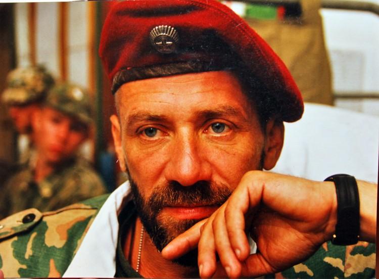 Андрей Краско обо всем рассказывал отцу