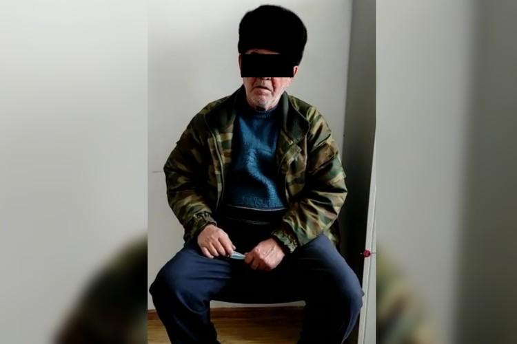 Предполагаемого убийцу взяли под стражу. Фото: СУ СКР по Свердловской области