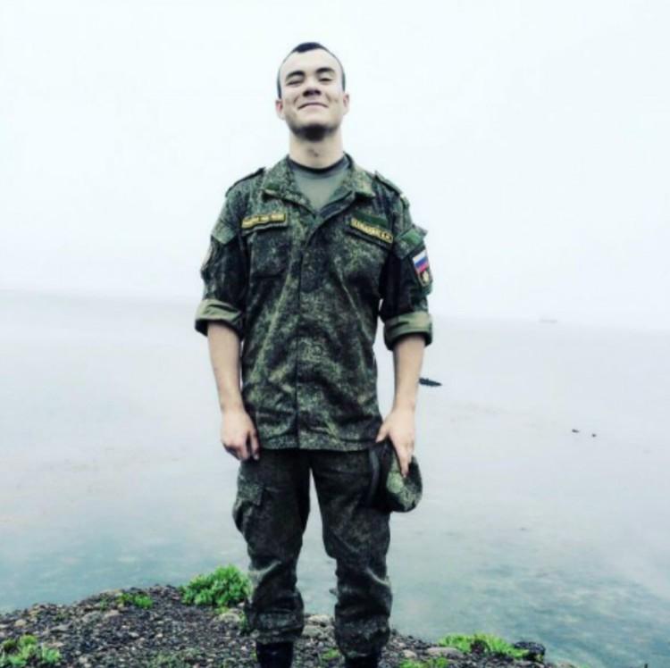 Сын «угольного короля» Гальчева Илья отслужил в «подводном спецназе». Фото: aline_kaltsidou/Instagram