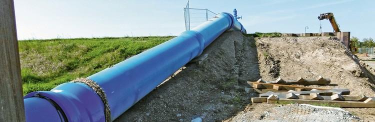 Значительная часть московских водоводов состоит именно из труб из ВЧШГ.