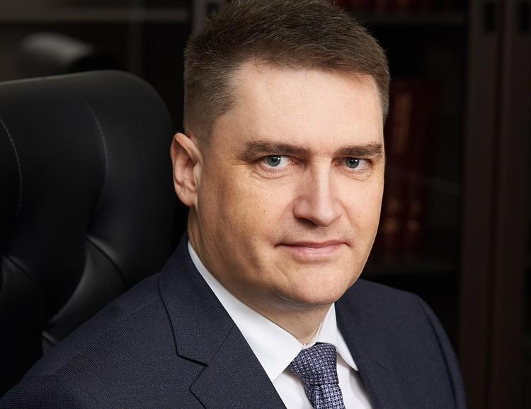 Управляющий Отделением Красноярск Банка России Сергей Журавлев. Фото: Банк России