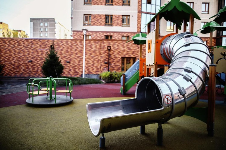 Детская площадка ЖК «Расцветай на Гоголя». Фото: ГК «Расцветай».