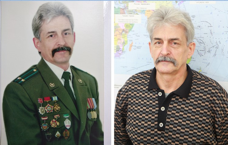 Николай Колот.