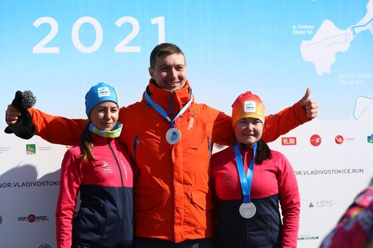 Фото: Оргкомитет HONOR Vladivostok Ice Run.
